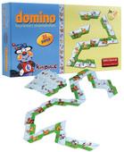 Kırkpabuç Hayvanları Seslendirelim - Domino (Karton) 7022