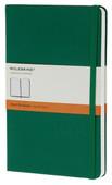 Moleskine Pocket Ruled Hard Cover Notebook - Çizgili Yeşil Defter