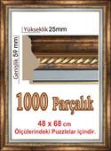 Polistiren Çerçeve (68x48 cm) 106354 1000'lik
