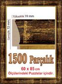 Polistiren Çerçeve (85x60 cm) 157201 1500'lük