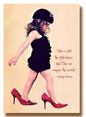 Deffter Girls And Shoes 64651-7