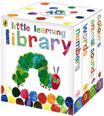 The Very Hungry Caterpillar: Little Learning Library [