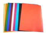 Umur El İşi Kağıdı - Dosyalı 10 Renk