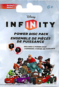 Disney Infinity Power Disc Pack (2 discs)