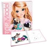 Top Model Doggy Boyama Defteri - Dk06659