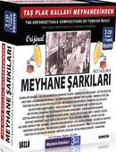 Meyhane Şarkıları Özel Kolleksiyon Seti 3 CD BOX SET