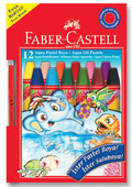 Faber-Castell Aqua Pastel Boya, 12 Renk - 5281125400