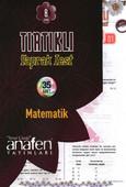 Anafen 8. Sınıf Matematik Tırtıklı Yaprak Test