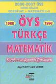 1988-1998 ÖYS Türkçe MatematikSoruları ve Ayrıntılı Çözümleri