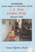 Anaokulunda Çalışma Köşeleri ve Materyalleri ile İlgili 1-2. Grup Çalışma Kitabı