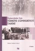 Üniversiteler İçin Türkiye Cumhuriyeti Tarihi