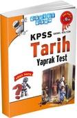 Akıllı Adam KPSS Genel Kültür Tarih Yaprak Test
