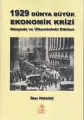 1929 Dünya Büyük Ekonomik Krizi