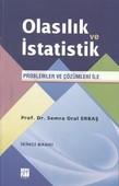 Olasılık ve İstatistik - Problemler ve Çözümleri İle