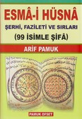 Esma-i Hüsna Şerhi, Fazileti ve Sırları (Dua-001/P19)