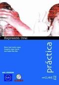 Expresion Oral A2-B1 + CD (Practica) - İspanyolca Orta Seviye Konuşma