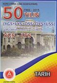 A Yayınları 50 Yılın YGS LYS Tarih Soruları ve Ayrıntılı Çözümleri