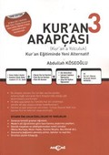 Kur'an Arapçası 3. Kitap + Çözüm Kitabı
