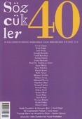 Sözcükler 40 - İki Aylık Edebiyat Dergisi Kasım - Aralık 2012
