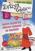 Büyük Türk Gezgini Evliya Çelebi'nin Dünya Turu (10 Kitap Takım)
