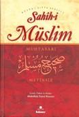 Sahih-i Müslim Muhtasarı (Metinsiz) Tek Cilt