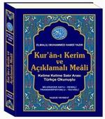 Kur'an-ı Kerim ve Açıklamalı Meali (Kod: 054)
