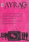 Ayraç Dergisi Sayı: 34