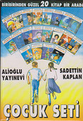 Çocuk Romanları Seti (20 Kitap Takım Kutulu)