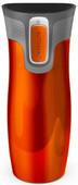Autoseal Vacuum Insulated Stainless Steel Mug West Loop Tangerine 1000-0198