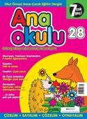 Anaokulu Sayı: 28 Anne - Çocuk Eğitim Dergisi