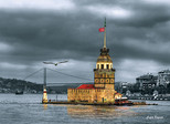 Anatolian Kız Kulesi Nostalji 1000 Parça 3167