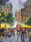 Anatolian İstiklal Caddesi İstiklal Street İstanbul 1000 Parça 3189