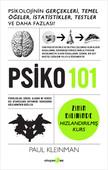 PSİKO 101:Psikolojinin Gerçekleri, Temel Öğeler, İstatistikler, Testler ve Daha Fazlası!
