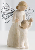 Willow Tree Guardian Angel 26034