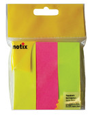 Notix Kağıt Ayraç 3 Renkx100 Yaprak Asmalı 51007230