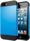 Spigen iPhone 5 Case Slim Armor Color  Dodger Blue ANKA-S-0420 / SGP10474