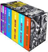 Harry Potter Boxed Set: The Complet, Clz