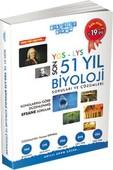 Akıllı Adam Son 51 Yıl YGS - LYS Biyoloji Soruları ve Çözümleri