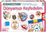 Educa Puzzle Connector Dünyamızı Keşfedelim 15395