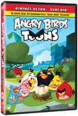 Angry Birds Toons Season 1 Volume 1 - Angry Birds Sezon 1 Bölüm 1