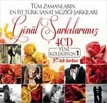 Gönül Şarkılarımız Yeni Koleksiyon Vol.1 4 CD BOX SET