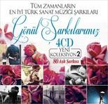 Gönül Şarkılarımız Yeni Koleksiyon Vol.2 4 CD BOX SET
