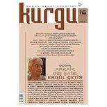 Kurgu Düşün - Sanat - Edebiyat Dergisi Sayı: 16