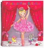My Style Prenses Boyama Kitabı - Dk08302