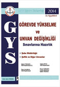 Asil Görevde Yükselme ve Unvan Değişikliği Sınavlarına Hazırlık 2014
