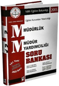 Asil Müdürlük Müdür Yardımcılığı Soru Bankası 2013