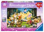 Ravensburger Wd Pamuk Prenses 2x24 Parça Puzzle 088898