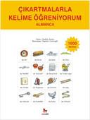 Çıkartmalarla Kelime Öğreniyorum - Almanca 1000 Kelime