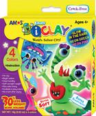 Amos I-Clay Gece Parlayan Oyun Hamuru Ic18P4S