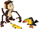 Lego Creator Forest Animals 3 M Lmc31019 31019